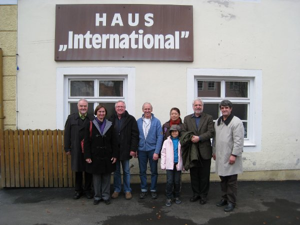 "Haus ""International"" in Kempten"